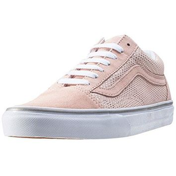 e82d1612a811f8 Vans Old Skool Metallic Dots Womens Trainers Rose - 9 UK
