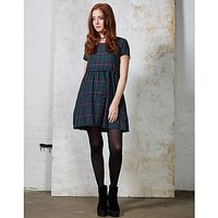 ONLY Haley Tartan Dress