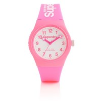 Womens - Urban Watch in Pink | Superdry