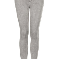 Petite MOTO Acid Grey Leigh Jeans - New In This Week - New In - Topshop