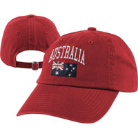 Team Australia Adjustable Hat
