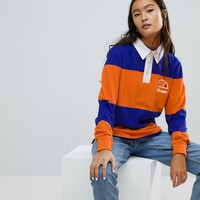 Ellesse Rugby Jersey With Chest Logo at asos.com