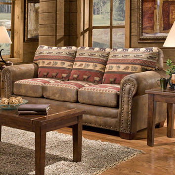 American Furniture Classics Lodge Sierra Sofa & Reviews | Wayfair