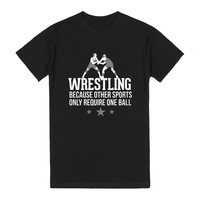 Wrestling Requires Two Balls