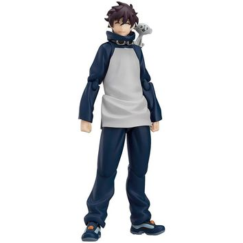Blood Blockade Battlefront & Beyond figma Action Figure : Leonardo Watch [PRE-ORDER] - HYPETOKYO