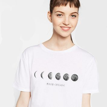 Moon Phase  T-Shirt
