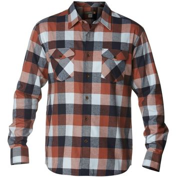 Quiksilver - Men's Aikens Lake Long Sleeve Shirt