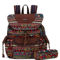 Artist Circle Backpack - Cherry One World