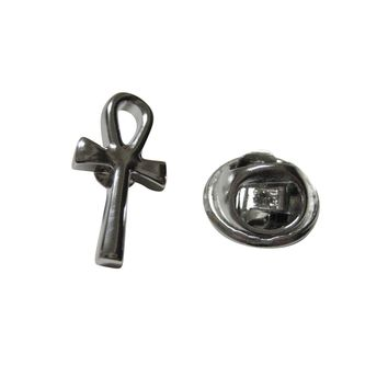 Ankh Cross Lapel Pin