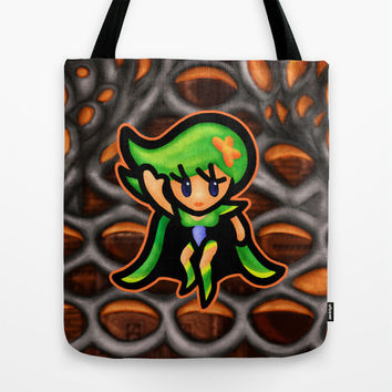 Rydia Adult 1991 Tote Bag by Likelikes
