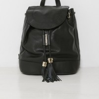 See by Chloe Vicki Backpack in Black | The Dreslyn