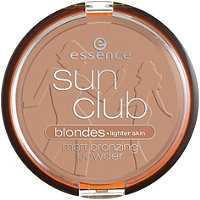 Essence Sun Club Matt Bronzing Powder Blondes/Lighter Skin 01 Ulta.com - Cosmetics, Fragrance, Salon and Beauty Gifts