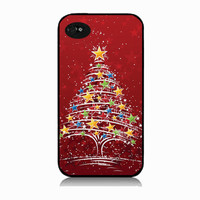 Iphone 5 Christmas Tree