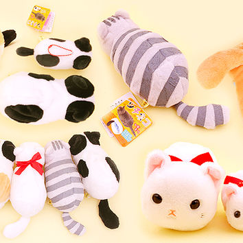 Buy Amuse Tuchineko Cat Plush Zipped Case at Tofu Cute