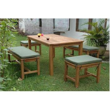Anderson Teak Montage Madison Collection (SET-200)