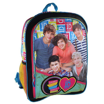 One Direction 1D Backpack