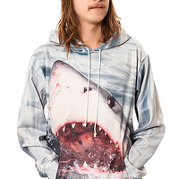 The Shark Hoody in Grey