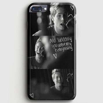 Luke Hermings Collages All Photo iPhone 8 Plus Case | casescraft