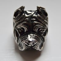"""""""Need. A Friend"""" Dog Ring"""