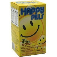 Brain Pharma Co - Happy Pills, 60 Capsules