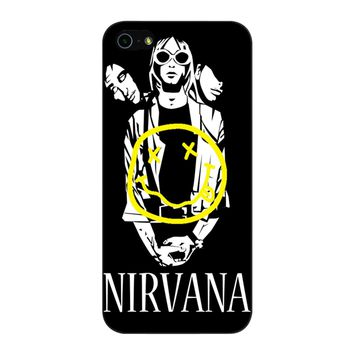 Nirvana Fs27 Printcase iPhone 5/5S/SE Case