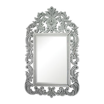 Bilbao Venetian Wall Mirror by Sterling