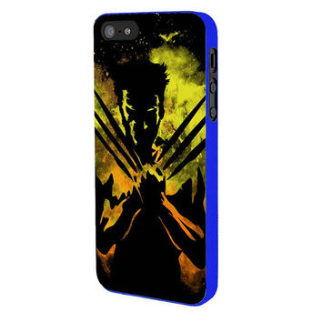 Wolverine iPhone 5 Case Available for iPhone 5 iPhone 5s iPhone 5c iPhone 4/4s