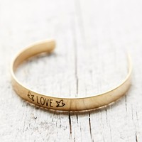 With Love From CA Love Bracelet - Womens Jewelry