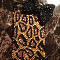 Bling Bling Cheetah Print by iGlamourAccessories on Etsy