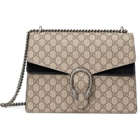 Gucci Large Dionysus GG Supreme Canvas & Suede Shoulder Bag | Nordstrom
