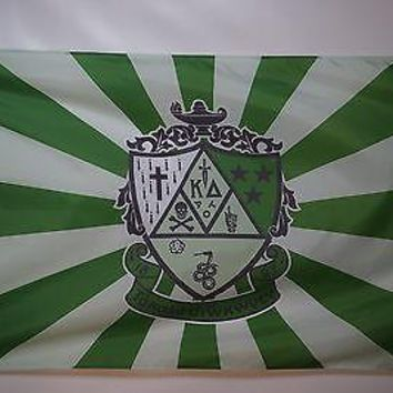 Kappa Delta Coat of Arms Sorority Officially Licensed Flag 3x5