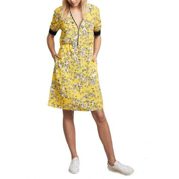 Rag & Bone Cecile Yellow Dress