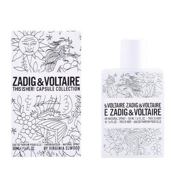 Women's Perfume This Is Her! Capsule Collection Zadig & Voltaire EDP (50 ml)