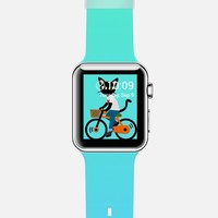 My Design #29 Apple Watch Band case by BATKEI | Casetify