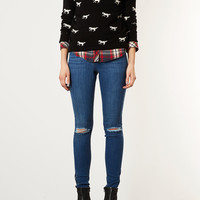 Knitted Horses Jumper - Knitwear - Clothing - Topshop USA