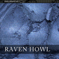 Raven Howl - Loose Eye Shadow - Howl's Moving Castle Collection