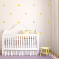 Lil' Rubber Duckies Mini-Pack Wall Decals