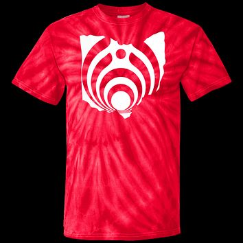 Ohio BassDrop Tie Dye T-Shirt Ohio State Bass Drop