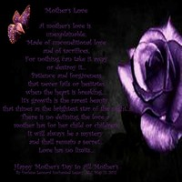 Happy Mother's Day Poems From A Daughter 2018 Free Online