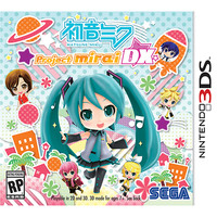 Hatsune Miku: Project Mirai DX (Nintendo 3DS) - English