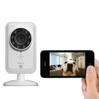 Belkin® NetCam Wi-Fi Home Monitoring Camera with Night Vision