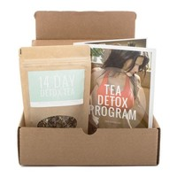 14 Day Detox Tea Program