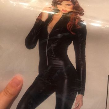 Catsuit Halloween Costume