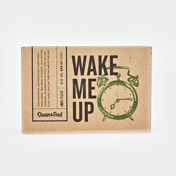 Owen & Fred Wake Me Up Soap