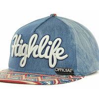 Official Highlife Wasted Snapback Cap