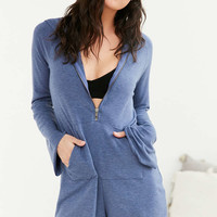 Out From Under So Sleepy Hoodie Romper - Urban Outfitters