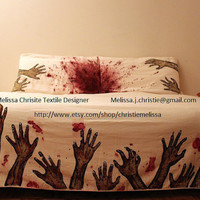 Zombie Never Sleep Alone Bed
