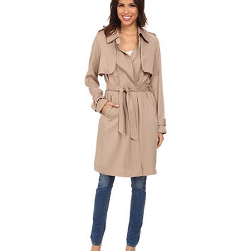 Vince Camuto Long Trench H8061