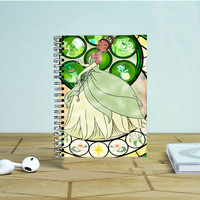 Princess Tiana Kingdom Heart Photo Notebook Auroid