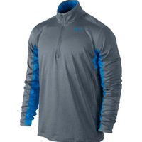 Nike Men's Grid Half Zip Long Sleeve Shirt - Dick's Sporting Goods